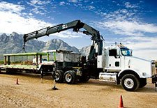 Articulated Boom Truck (Knuckle Boom) – Operator Safety (OSHA)